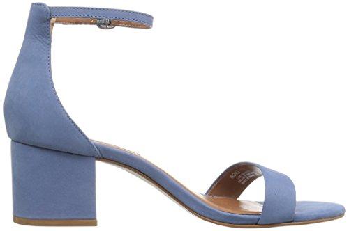 Steve Madden Women's Irenee Heeled Dress Sandal Light Blue 0qCHNpY5