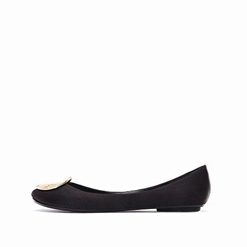 avec Printemps Chaussures Plates C NSX Bouche Et Chaussures Profonde Ballet Peu Plates Chaussures de Été des PxdqxS