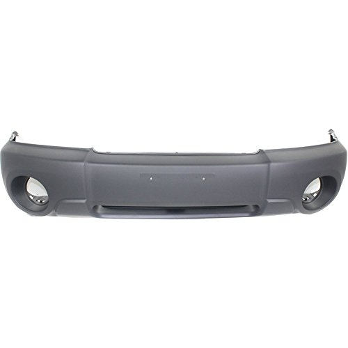 New Evan-Fischer EVA17872049936 Front BUMPER COVER Textured for 2003-2005 Subaru Forester -