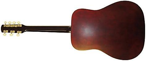 Nueva Rusia Ucrania siete 7 cuerdas Guitarra Acústica Dreadnought ...