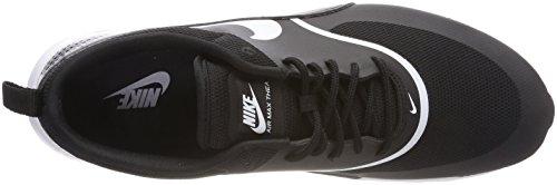 da Thea Scarpe Max 028 White Black Donna Da Corsa Air Nike Nero xFYwq7E