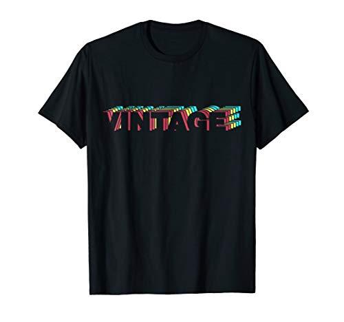 Vintage Birthday Funny Tshirt All Original Parts