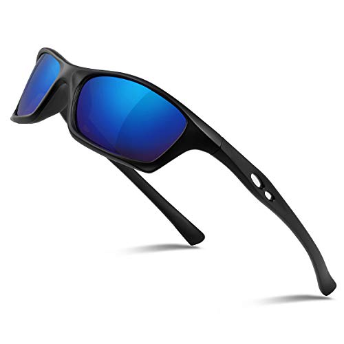 616d577b1ce Duduma Mens and Womens Polarized Sports Sunglasses for Baseball Softball  Fishing Golf Running Cycling Driving Hiking Unbreakable Shades Du649 - Buy  Online ...