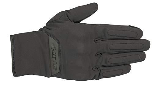 C-1 v2 Gore Windstopper Street Motorcycle Glove (Large, Black)