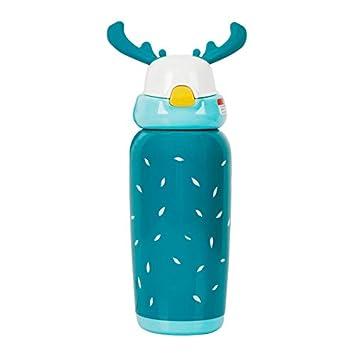 480ml Botellas para niños - Botellas de Agua para niños sin ...