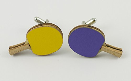 ping-pong-paddle-cufflinks