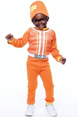 Paper Magic Group Yo Gabba Gabba DJ Lance - Toddler 2T (Paper Magic Group Costumes)