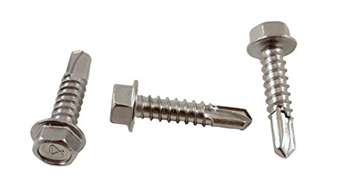 Stainless Washer Drilling lengths Listing product image