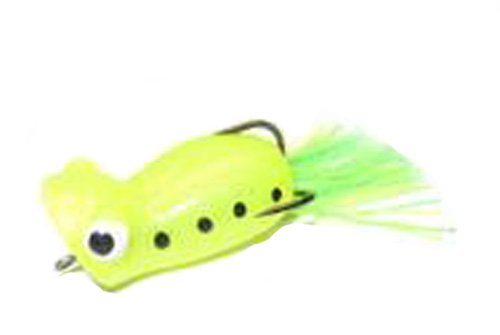 (Snag Proof 4205 Pro Series Poppin' Frog (Chartreuse, 0.20-Ounce))
