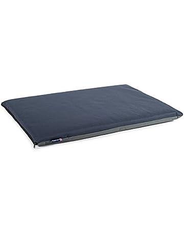 ANCOL Impermeable Soporte de Pad Cama para Perro, 122 x 76 cm, marrón/