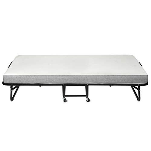 Milliard Diplomat Folding Bed -Twin