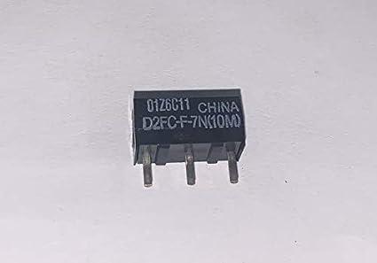 5er Mikroschalter OMRON D2FC-F-7N für M Jd