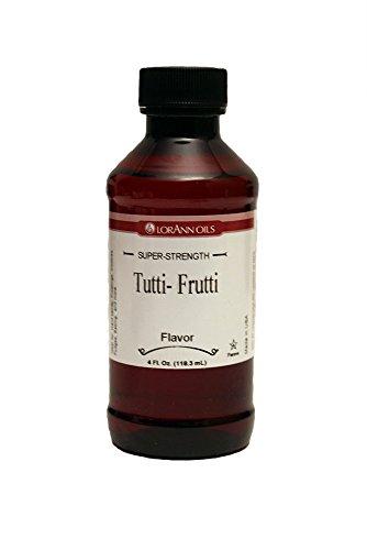 Price comparison product image LorAnn Super-Strength Tutti-Frutti Flavor - 4 oz
