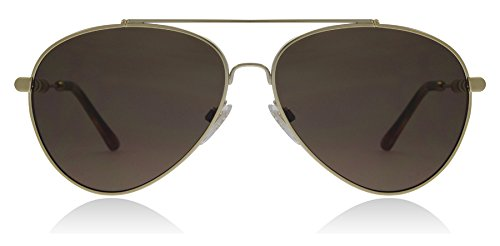(Burberry Women's 0BE3092Q Light Gold/Brown One Size)
