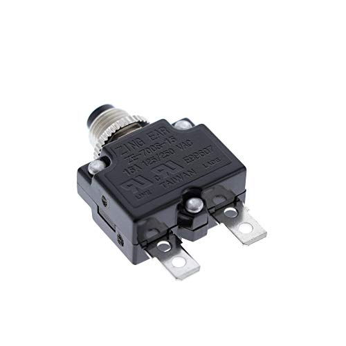 - Porter Cable 514008255 Circuit Breaker/Switch