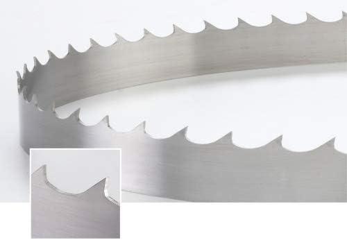 SBM Lot de 3 lames de scie /à bois pour scie mobile 3680 x 35 x 1,1 mm avec espacement des dents 22 mm