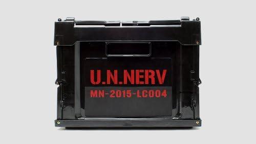 japan import Third depot container mini folding 2nd version Evangelion NERV headquarters