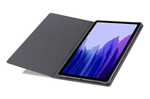 Samsung Electronics Tab A7 Bookcover - Grey (EF-BT500PJEGUJ)