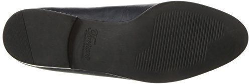 Trotters Dames Leana Loafer Flat Navy Combo