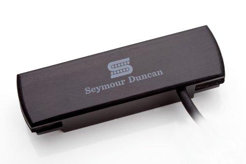 Seymour Duncan Woody HC SA-3HC Hum-Canceling Acoustic Soundhole Pickup - Black