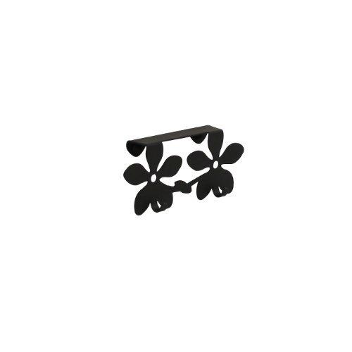 Spectrum Diversified Flower Over the Cabinet Door Double Hook, - Rack Double Pot Hook