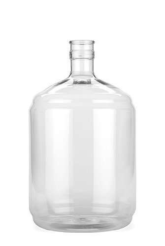 Vintage Shop B00838WL08 FBA_Does Not Apply Plastic 3 Gallon Carboy, Clear