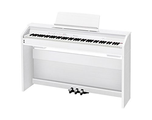 Casio PX-860 Privia Digital Home Piano, White