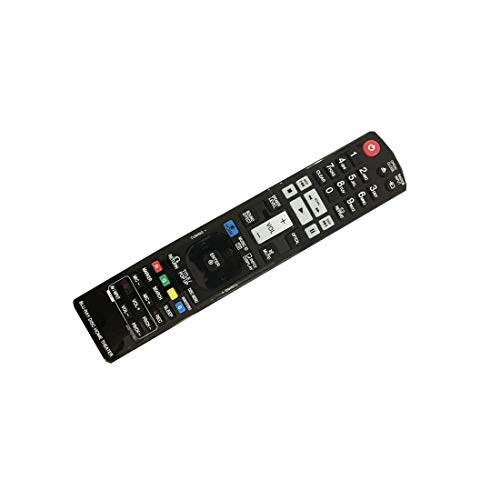 EASY Replacement Remote Control for LG LHB953 BH6720 BH6720S-MW DVD Blu-ray Home Theater System