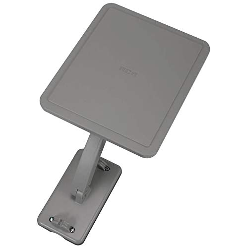 RCA ANT800; Flat Panel Digital, Omni-Directional Amplified Outdoor Antenna
