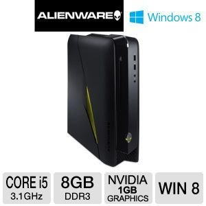 Alienware X51 Core i5 1TB HDD 8GB DDR3 Gaming PC (Alienware Andromeda)