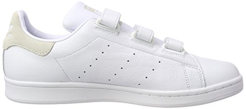 Smith Gymnastique Hommes chaussures Cf Pour Chaussures Adidas Talc Stan De White 0 5aq664Iw