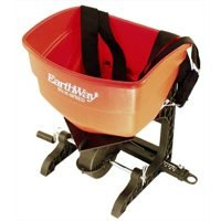EarthWay Handcrank Broadcast Spreader - 25-Lb. Capacity, Model# 3200