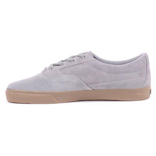 Chaussure De Skate Mens Carlin (ciment Gris / Gomme) Tombée