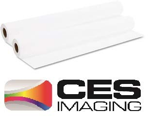 2 Rolls 36'' X 300' (36 Inch X 300 Foot) 20lb Bond Paper 2'' Core. By CES Imaging by CES Imaging