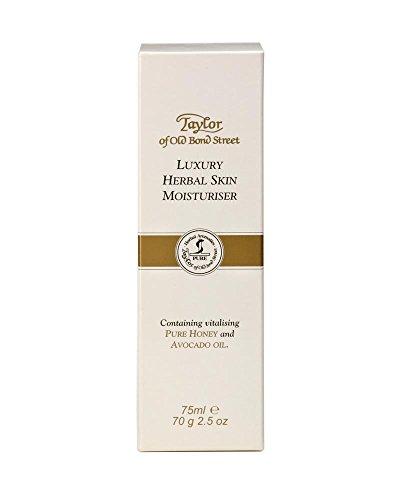 Taylor of Old Bond Street Luxury Herbal Skin Moisturiser, 2.