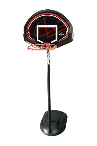 Lifetime 90022 Youth Height Adjustable Portable Basketball System (Basketball Goals For Sale)