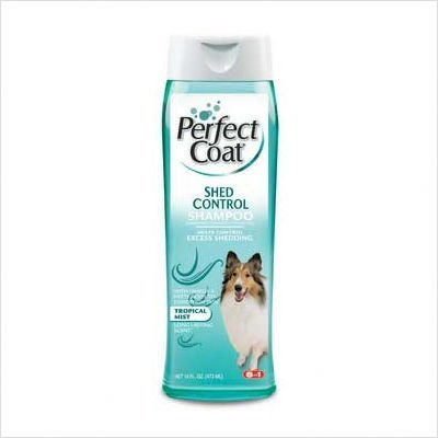 8-in-1 Perfect Coat Shampoo - Shed Control Formula