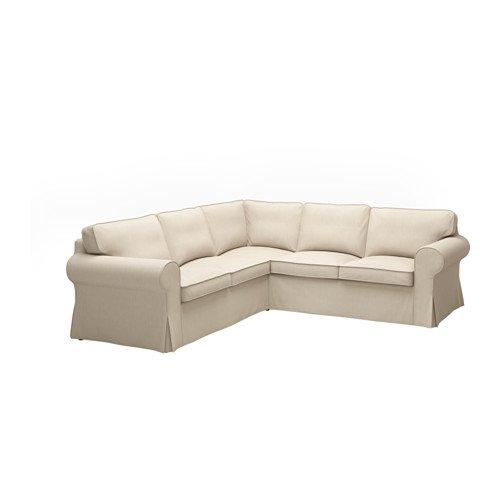IKEAカバーfor 4-seatコーナーSectional、nordvallaダークベージュ628.52323.1038   B01L93UHP4