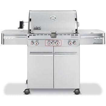 weber 2740001 summit s 470 grill propane. Black Bedroom Furniture Sets. Home Design Ideas