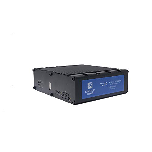 WEIWEI Dual-Band Gigabit Industrial-Grade Router, Cloud Platform Remote Management Dual-Card Switching Multi-Network Port Access Dual POE Power Supply from WEIWEI