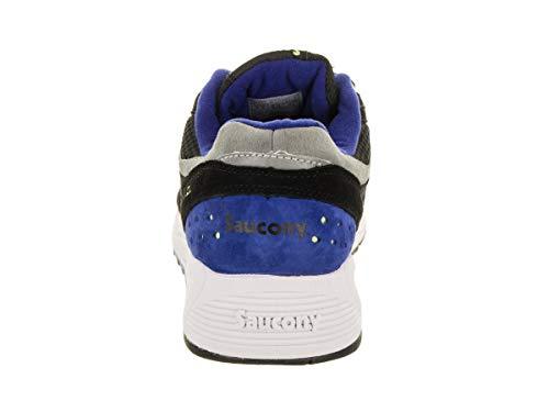 8000 grau Grid Herren Sneaker Schwarz Cl Saucony Originals qUatw