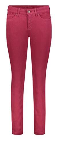 Mac Rosso Dream Pantolon Rubino Donna Skinny Straight zq8rxza