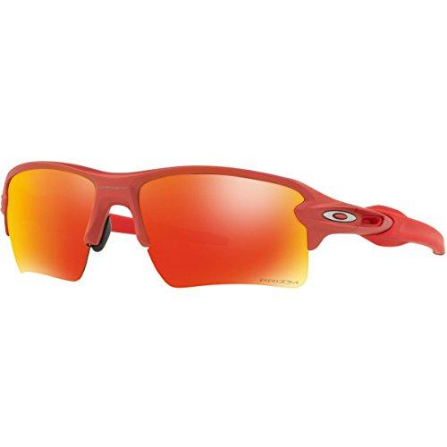 Oakley Flak 2.0 XL Sunglasses OO9188-7459 Ir Red | Prizm Rub