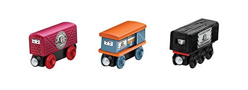 Fisher-Price Thomas the Train Wooden Railway Diesels in Disguise