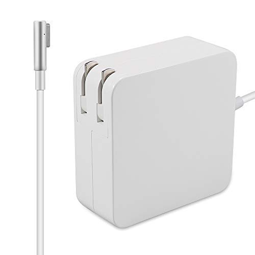 ZDJ Compatible Charger for MacBook Air 11 13 Inch AC 45W Magnetic Magsafe 1 Shape Connector Power Supply Cord