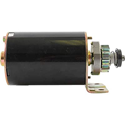 DB Electrical SBS0030 New DB Electrical Starter for Briggs 14 Tooth Steel Gear 693551, 693552 410-22028 5932 435-198 12954: Garden & Outdoor