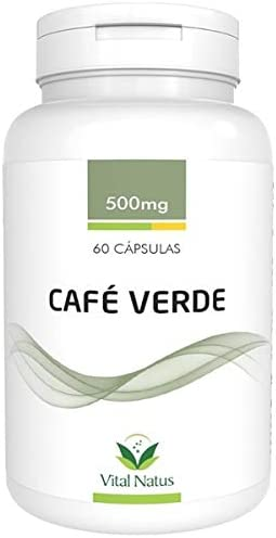 Cafe Verde - 60 capsulas - Vital Natus