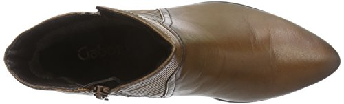 Gabor Shoes Fashion 31.682, Women's Ankle Boots Brown (Sattel (Effekt) 22)