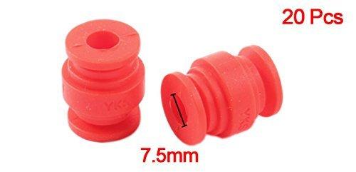 20pcs 120g-180g charge la capacité d'absorption de choc rouge Gimbal Damping balle