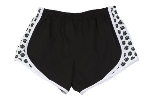 - boxercraft Velocity Running Short for Youth, Paw Print-Youth L